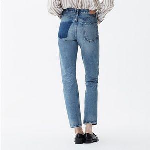 COH Charlotte high rise jeans